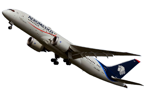 cancelled flight Aeroméxico