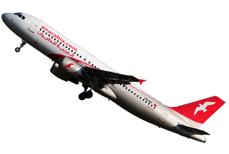 delay flight Air Arabia