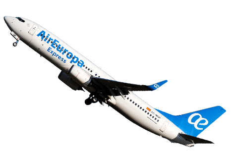 cancelled flight Air Europa