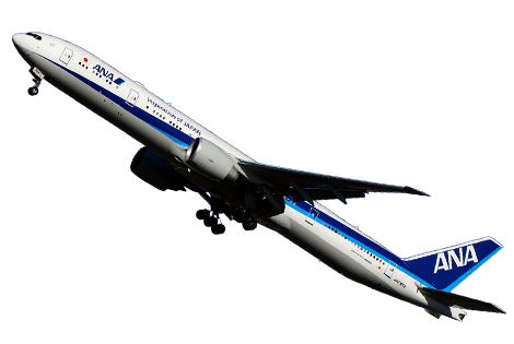 Retraso All Nippon Airways