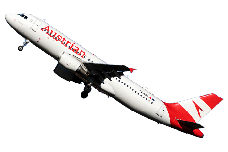 ritardo Austrian Airlines