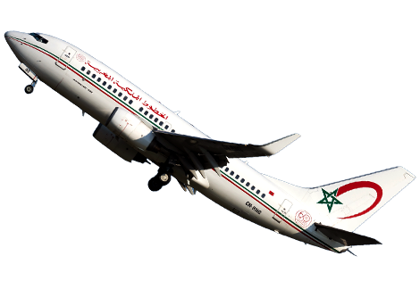 Royal Air Maroc compensation