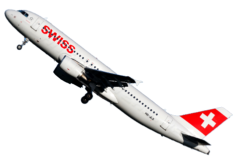 overbooking Swiss International Airlines